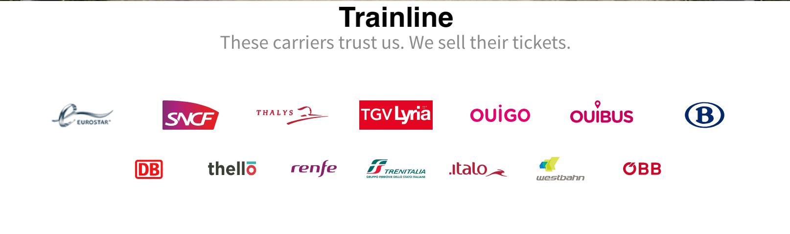 trainline discount code