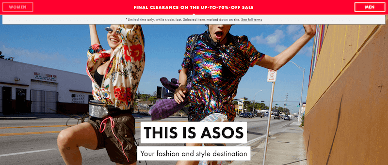 ASOS Discount Offers