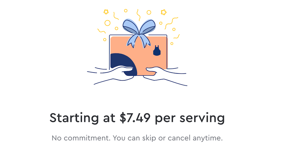 Blue Apron Offers